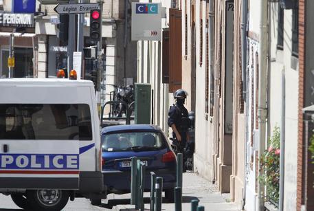 Polizia a Tolosa, foto di archivio © ANSA