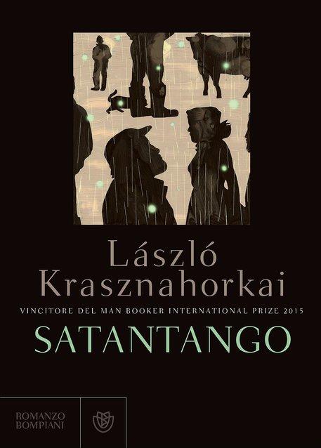 La copertina di 'Satantango' di  Laszlo Krasznahorkai © ANSA