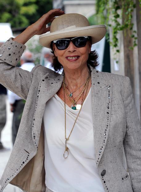 Elsa Martinelli, nata nel 1935 a Grosseto, era malata da tempo © ANSA