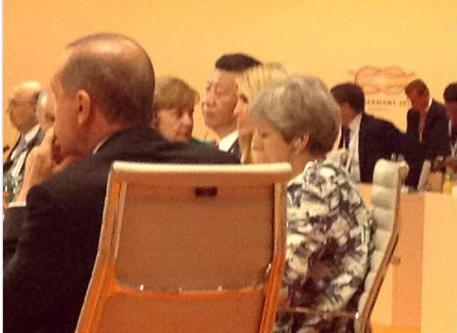 Trump si allontana, Ivanka prende il suo posto al G20