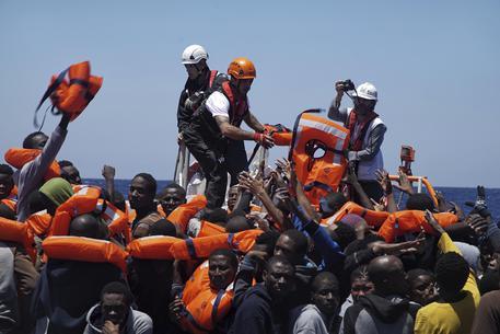 Migranti © AP