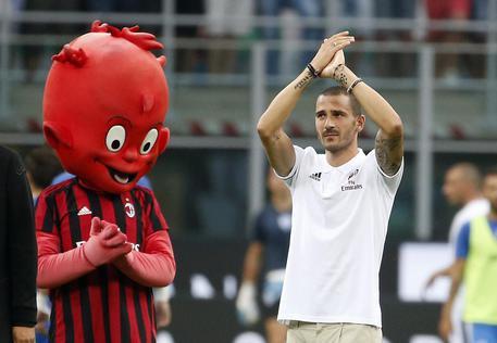 #MilanShkendija 6-0, i rossoneri ipotecano la qualificazione e scoprono Andrè Silva