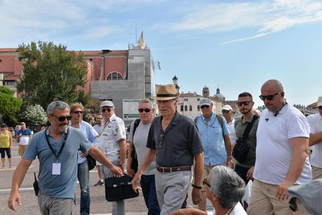 Clint Eastwood a Venezia, al via le riprese del suo nuovo film