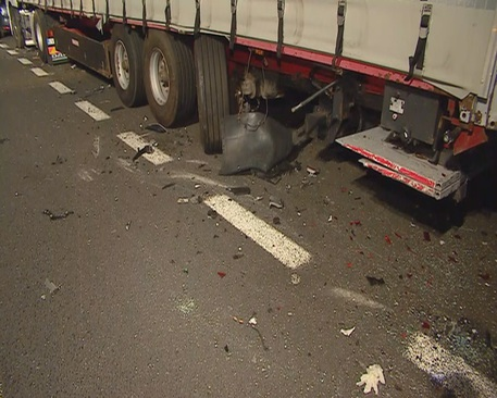 Morte tre donne nell'incidente su A14