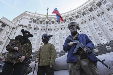 Esplosione a Kiev vicino alla sede del governo nel giorno dell'indipendenza