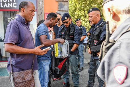Roma, al via corteo anti-sgomberi dei movimenti per la casa