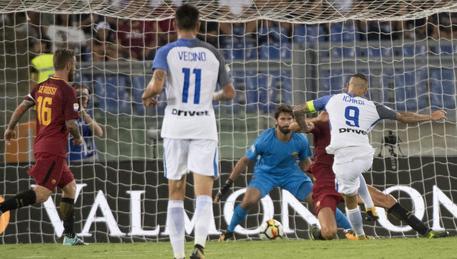 Calcio: Roma-Inter 1-3 907f618d09fb4d65e345c999e4eadb13