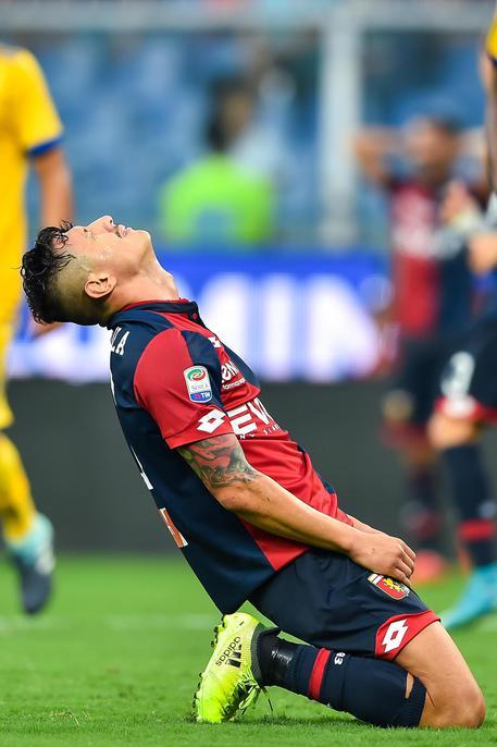 Genoa: a Cagliari torna Lapadula