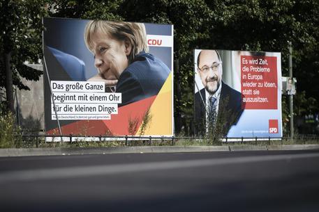 Germania e Duello tra la Merkel e Schulz, Elezioni alle Porte