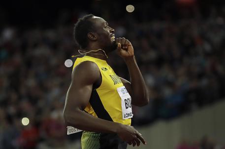 Usain Bolt © AP