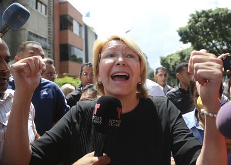 Luisa Ortega Diaz © AP