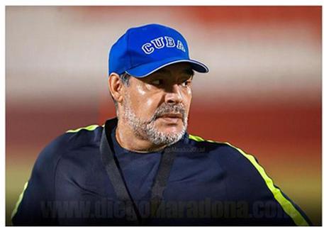 Diego Armando Maradona: