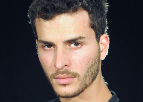 Brenno Placido, pronto al debutto con Jacopo Ortis © ANSA