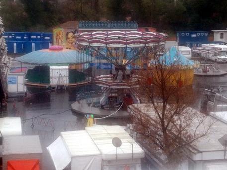 Incidente al Luna Park di Tolentino; 4 minorenni feriti