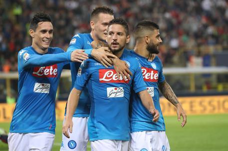 Bologna-Napoli 0-3 nel posticipo D849ec6d551caf867e5362d8309b19e2