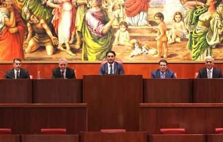 Irto presidente consiglio calabria calabria for Ufficio presidenza