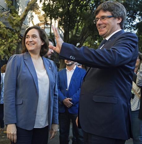 Catalogna, Madrid ordina il sequestro delle urne del referendum sull'indipendenza