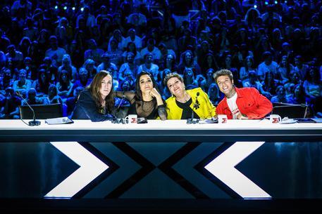 X Factor, Fedez a Manuel Agnelli: