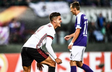 Milan, Montella applaude Andrè Silva