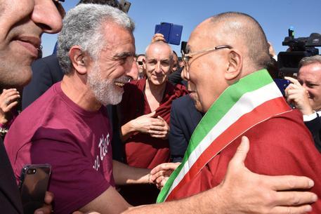 Dalai Lama in Sicilia per una serie di incontri$