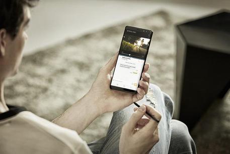 Samsung Galaxy Note 8 arriva ufficialmente in Italia