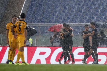 Serie A: Roma-Verona 3-0 43ddf114afc20e555dcf7182adff07b2