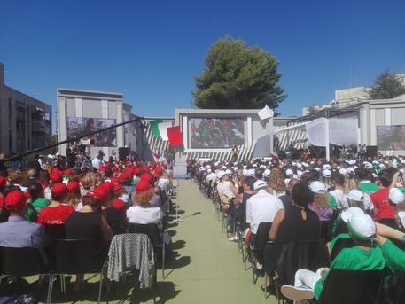 Mattarella a Taranto, scuola è priorità