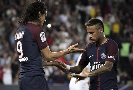 Psg, Neymar è già isolato