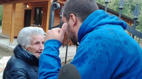 Terremoto: sfratto 95enne, Salvini, una legge per Peppina © ANSA