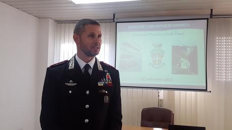 Antonio Albanese nuovo comandante provinciale dei pompieri