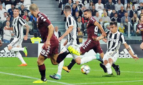 Serie A: Juve padrona, demolisce Toro 4-0 1a26989ba7ef528bab027a37f6741668