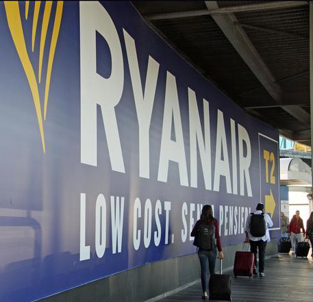 Ryanair, cresce il traffico passeggeri di settembre