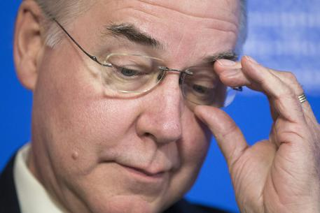 Tom Price in una foto d'archivio © EPA