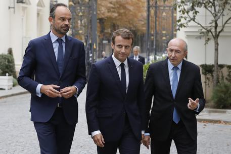 L'Ue di Macron riparte da Atene, 10 anni per sovranità