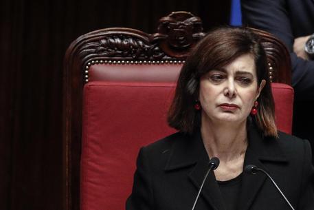 Laura Boldrini in una recente immagine
