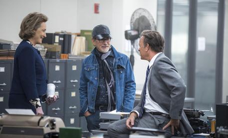 The Post: una nuova featurette con protagonista Tom Hanks