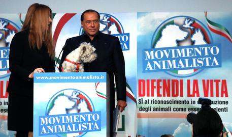 Berlusconi e il programma animalista: