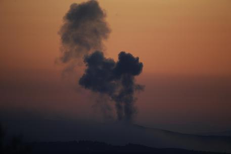 Turchia. I turchi attaccano Afrin, i russi abbandonano l'area