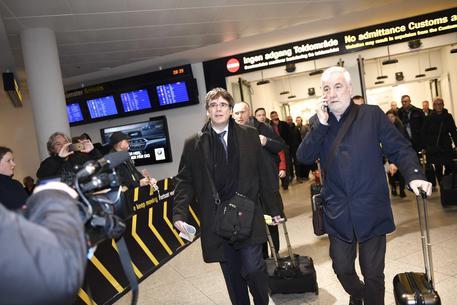 Catalogna: Carles Puigdemont a Copenaghen. Dalla Spagna la richiesta d'arresto