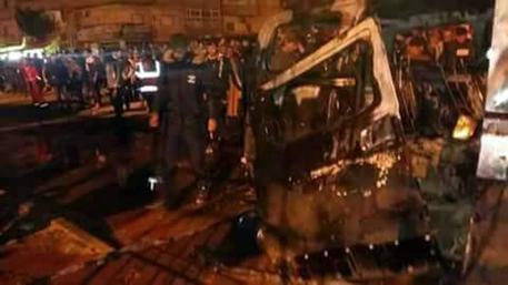 Due autobomba a Bengasi,almeno 11 morti