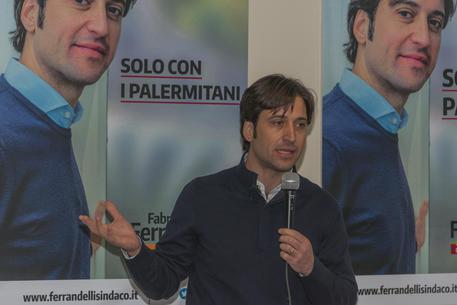 Ferrandelli, sequestrata documentazione su candidatura$