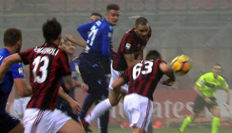 Squalificati Serie A: tre turni per Belec, due per Cacciatore