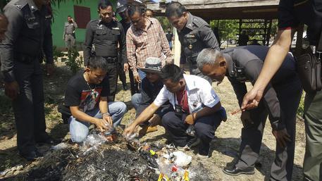 Thailandia: italiano ucciso, preso francese sospettato © AP
