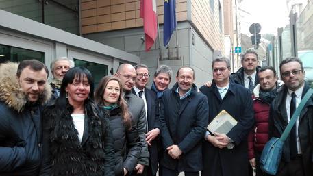 Elezioni del 4 marzo - Il centrodestra parmigiano candida Cavandoli, Tombolato e Saponara