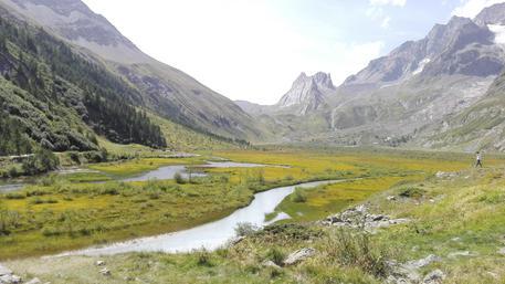 Courmayeur, recupero terme e meno auto - Valle d\'Aosta - ANSA.it