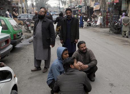 Forte terremoto in Afghanistan, magnitudo 6.1