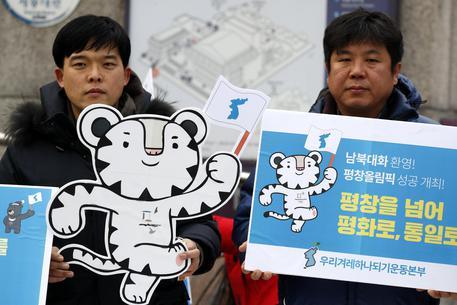 Segni di disgelo tra le due Coree Pyongyang invia delegazione a Olimpiadi