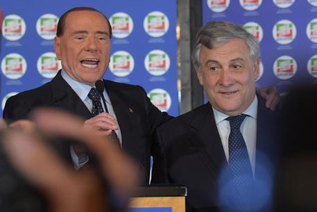 Berlusconi sponsorizza Tajani come possibile premier