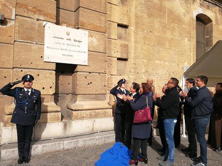 Palermo, Ucciardone intitolato al maresciallo Di Bona$