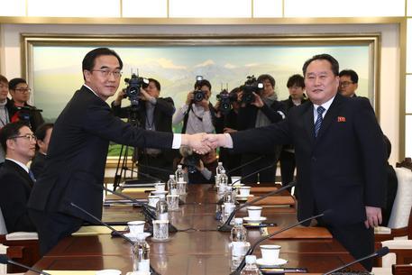 Vertice ufficiale tra le due Coree, Pyongyang: